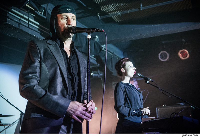 Laibach @ Black Cat
