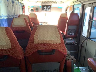 Mini Bus from Hanoi to Ninh Binh
