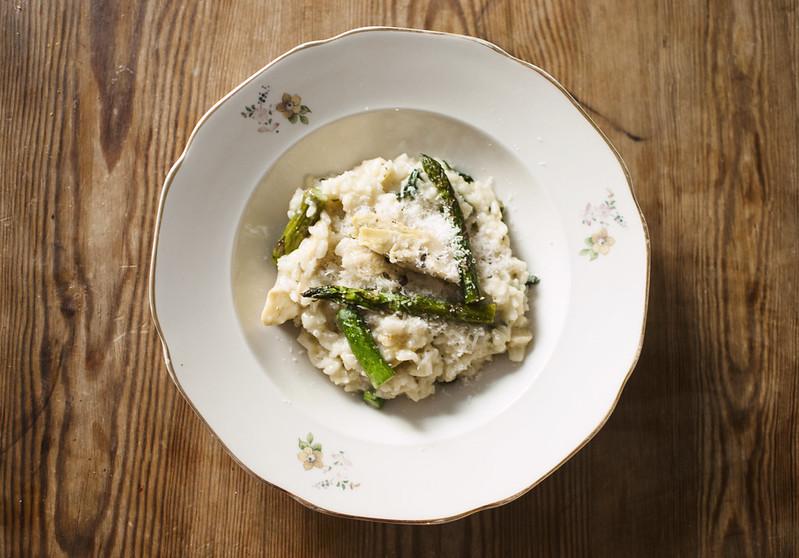 Siciliansk risotto