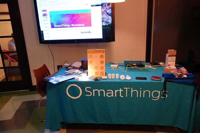 SmartThings IoT World Workshop
