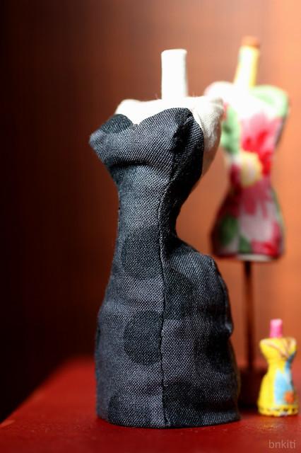 new! mini mannequin