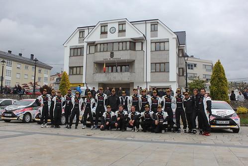 Participantes Copa Kobe Motor Rallye Curtis 2015