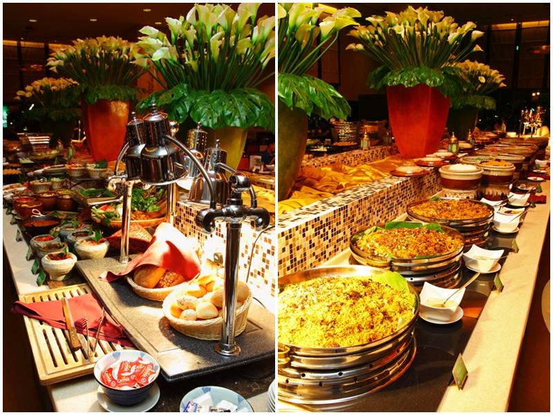 Ramadan Buffet Sections