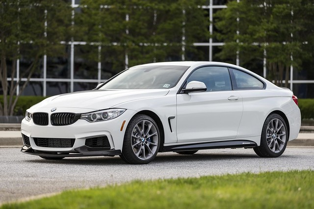 BMW unveils the 435i ZHP Coupe Edition