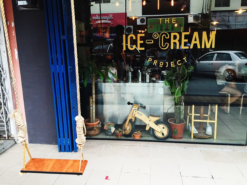 The ice-cream project