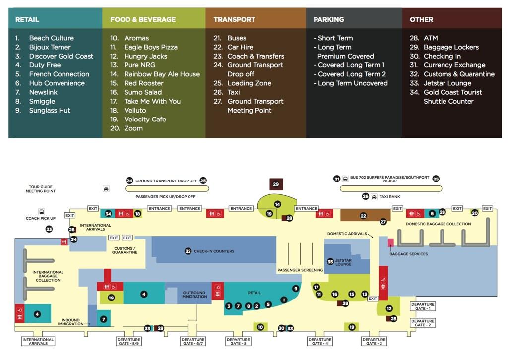 goldcoast-airport-terminal-map