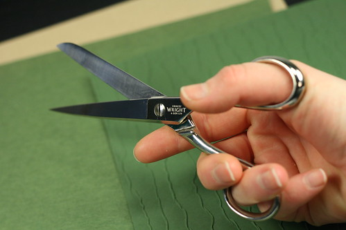 Handmade Scissors For Cutting Paper