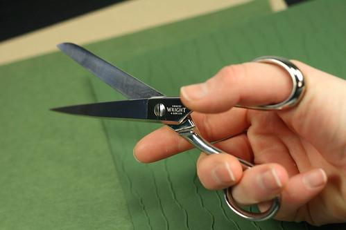 Handmade Scissors For Cutting Paper