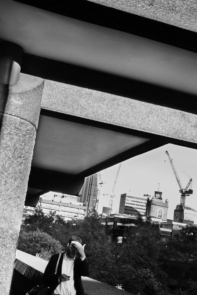Barbican Brutalism V