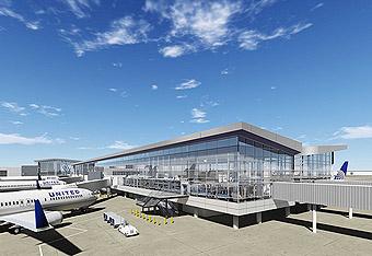 United futuro terminal C Norte (United)