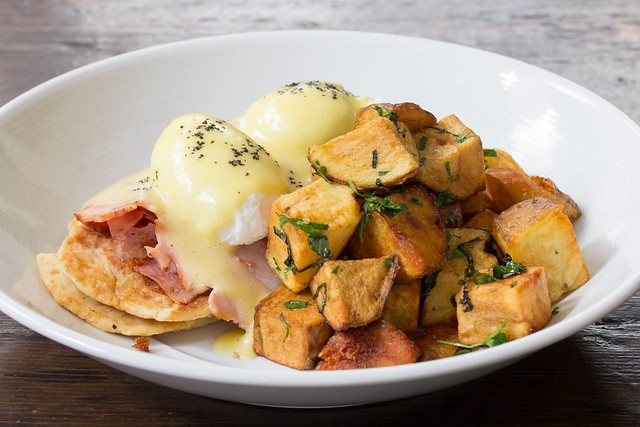 New Brunch Dishes at O&B Yonge & Front