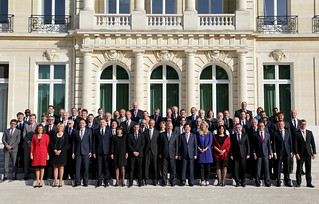Family Photo of the Meeting of the OECD Council at Ministerial Level