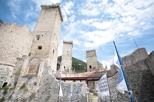 Pacentro: il castello