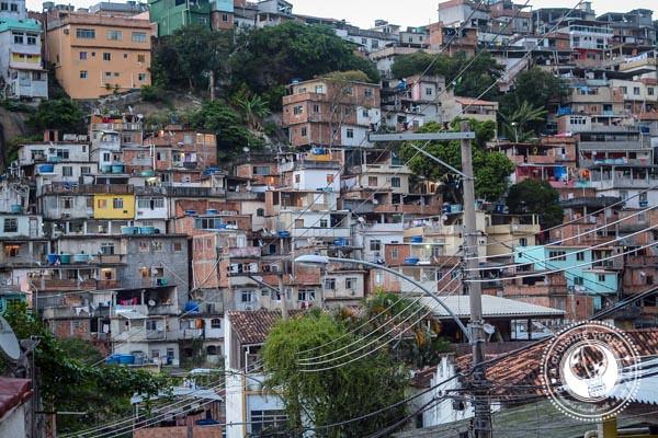 Vidigal Favela Rio de Janeiro