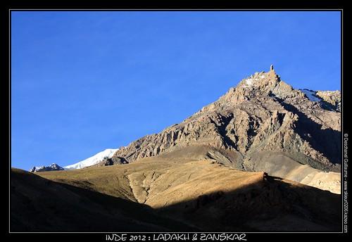 JOUR 22 : 18 AOUT 2012 : PHOTOKSAR - SIRSIR LA (5850M) - SNIUGUTSE LA (5100M) - PIED DU SHILLA KONG
