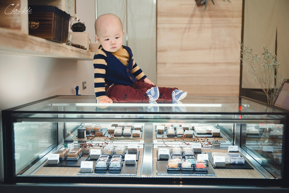 親子寫真攝影歲時亭和菓子