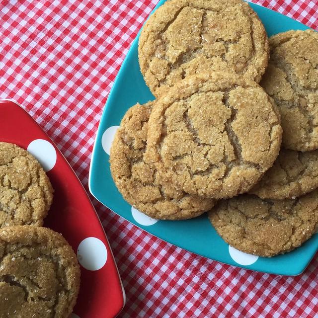 Mrs. Fields Secrets Brown Sugar Toffee Cookies
