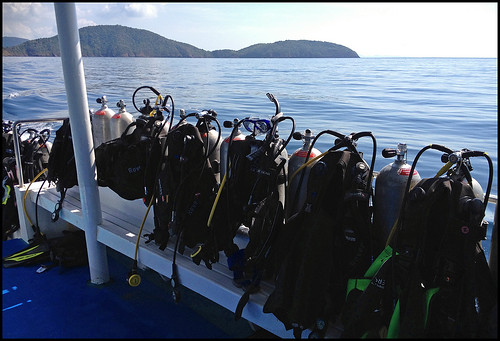 Dive Gear Ready