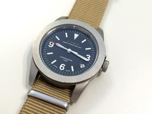 腕時計の電池交換2015