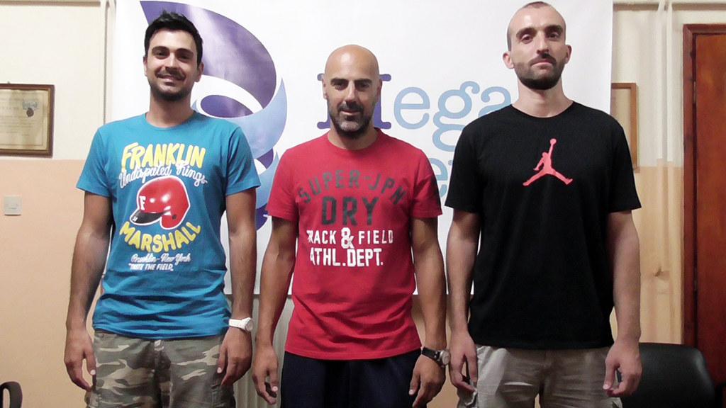 Παρουσίαση νέων παιχτών μπάσκετ στον ΦΣΦΑ 2016-2017