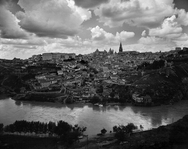 Toledo fotografiado por Evelyn Hofer en los años 50 © Evelyn Hofer
