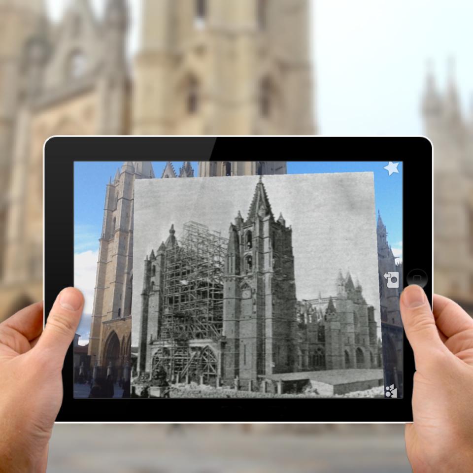 realidad aumentada_catedral de leon_autora monica castro de lera