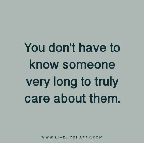Latest Quotes About Caring For Someone You Love - Mesgulsinyali
