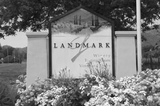 Landmark Vineyards - Sign by roland luistro, on Flickr