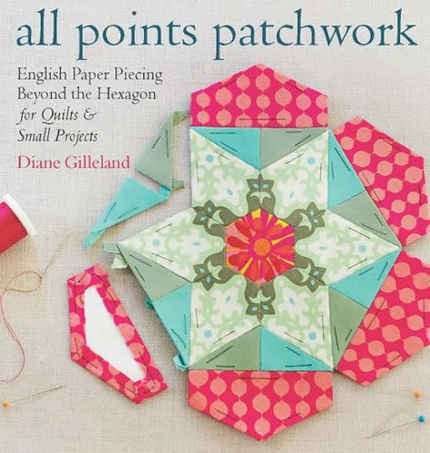 All Points Patchwork by Diane Gilelland