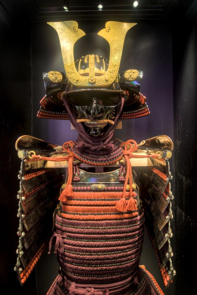 Presentation Armour to King James VI & I