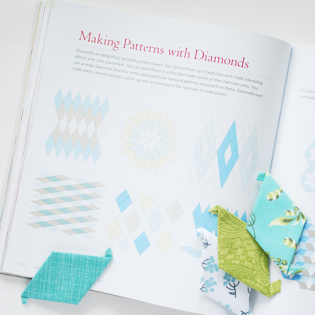 book review // all points patchwork