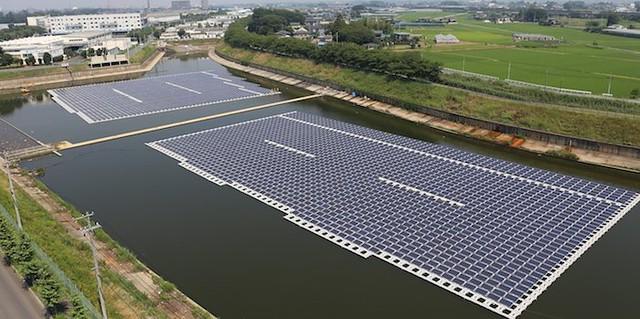 solar japon