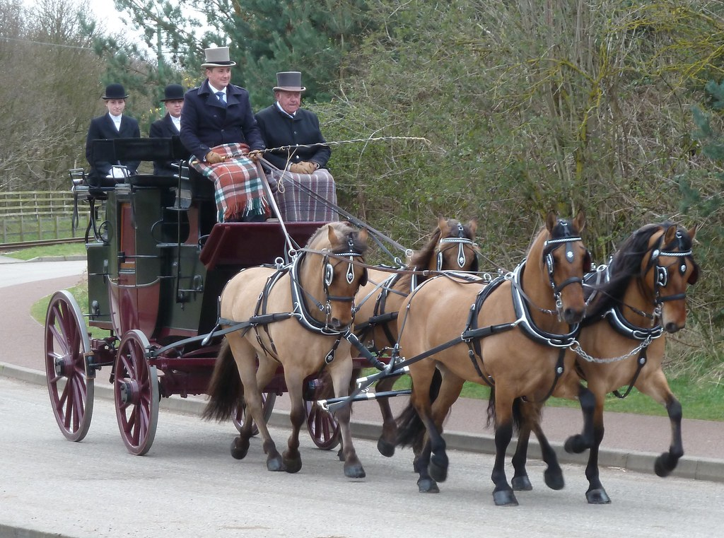 Stagecoach at the Gallop!