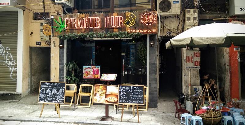 Prague Pub, Hanoi Vietnam