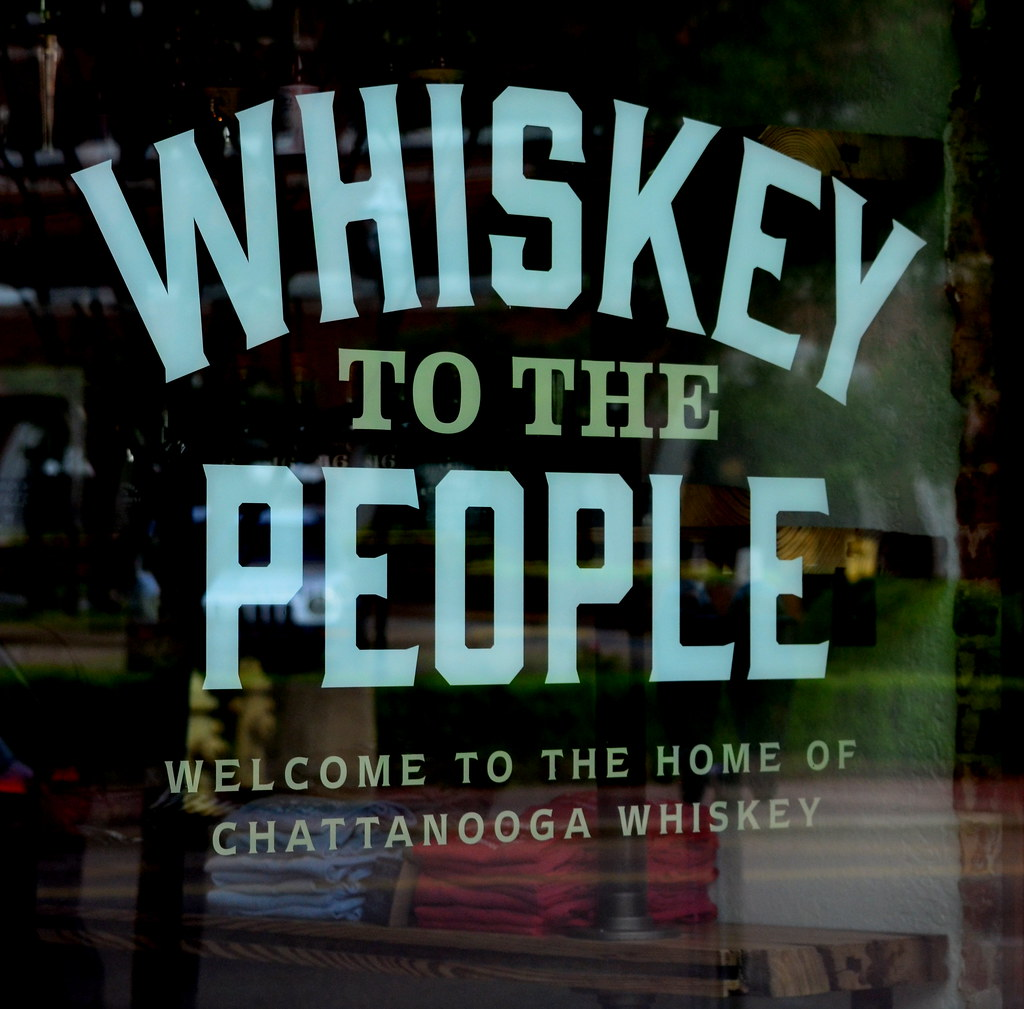 Whiskey to the People