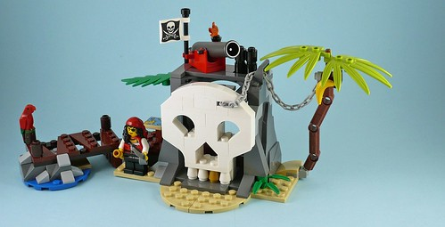 LEGO Pirates 70411 Treasure Island 04