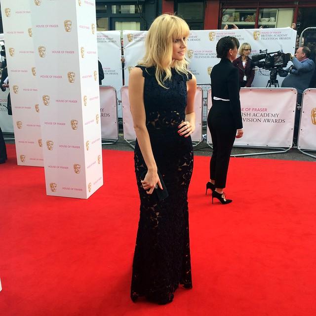 BAFTA Red Carpet 2015 (10)