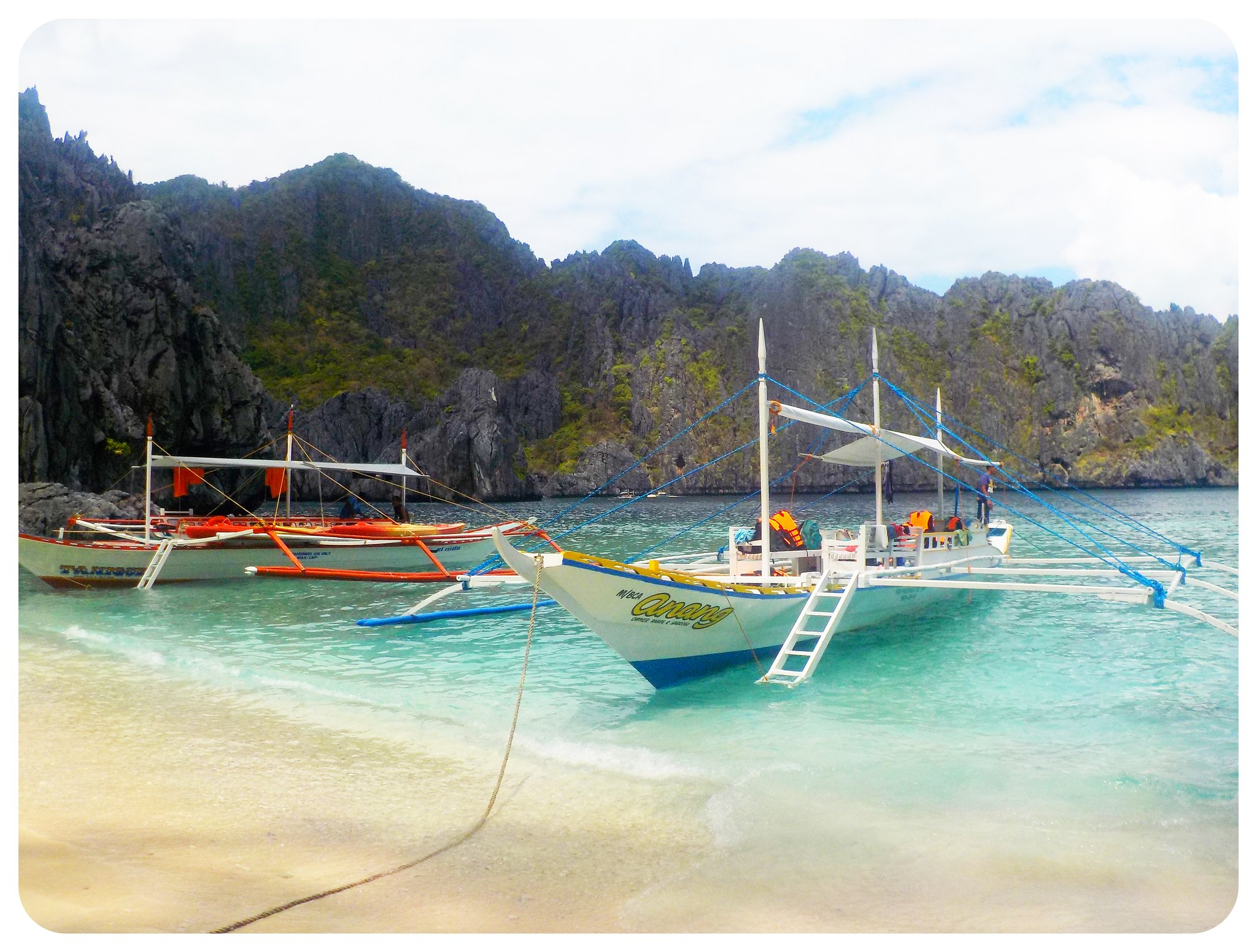 bacuit archipelago boats