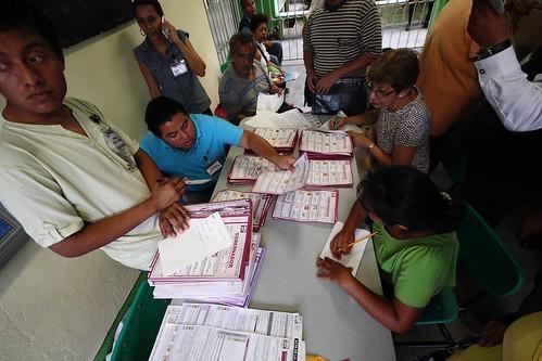 Rechazan ser funcionarios de casilla más de 3.5 millones de ciudadanos