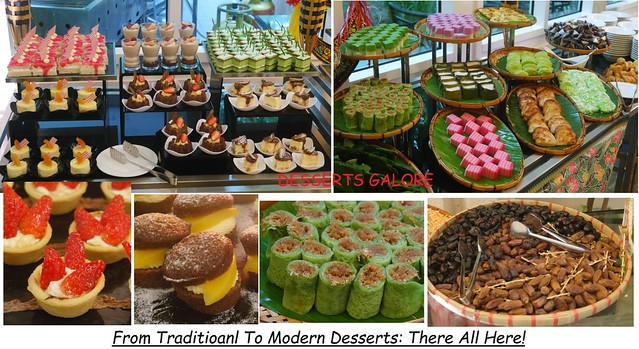 desserts - sweets