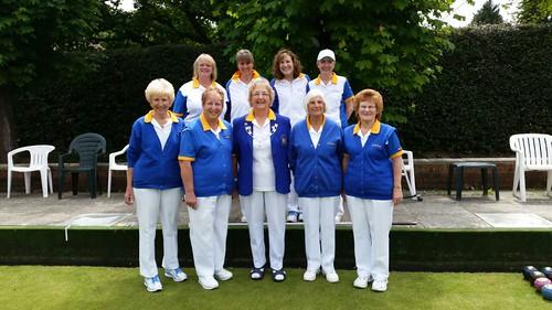 Ladies Walker Cup 2015