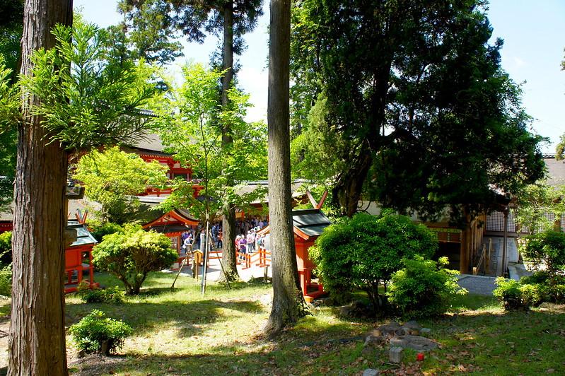東回廊から見た南門/春日大社(Kasuga-Taisha Shrine / Nara City) 2015/05/21