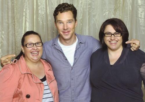 Me, Marey & Benedict