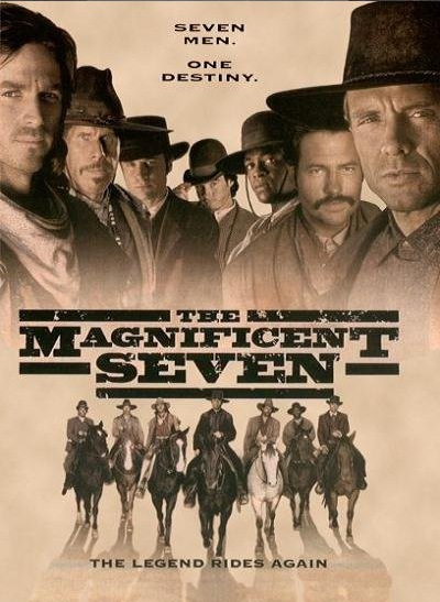 The Magnificent Seven - TV Series - Poster 9