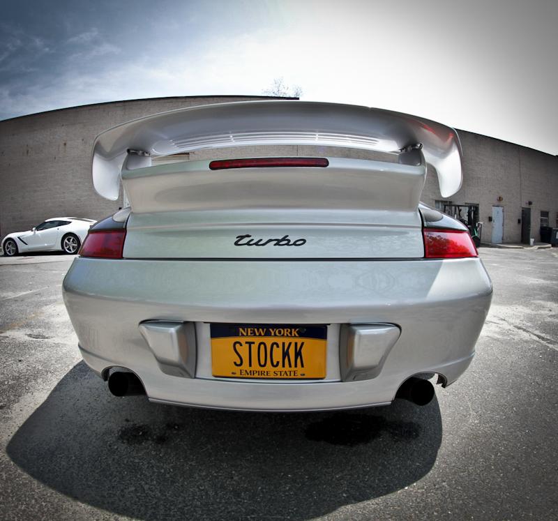 Porsche 996 Engine Hp: Built 1000+ HP Porsche 996 Turbo