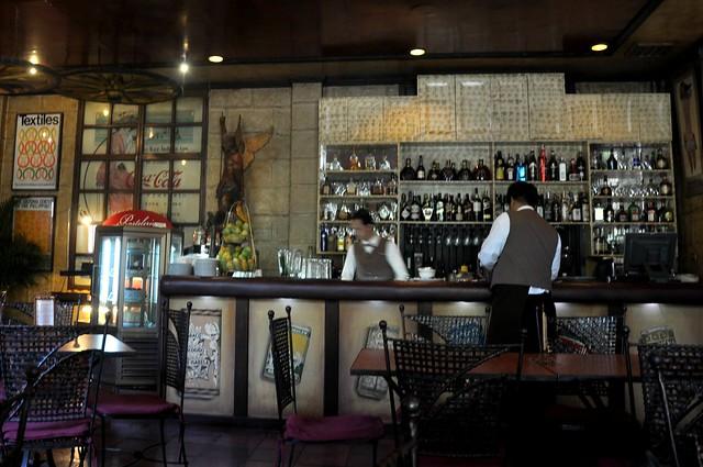 Kuatro Kantos Bar