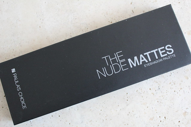 Paula's Choice The Nude Mattes Eyeshadow Palette