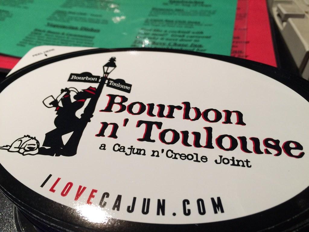 Bourbon n Toulousse