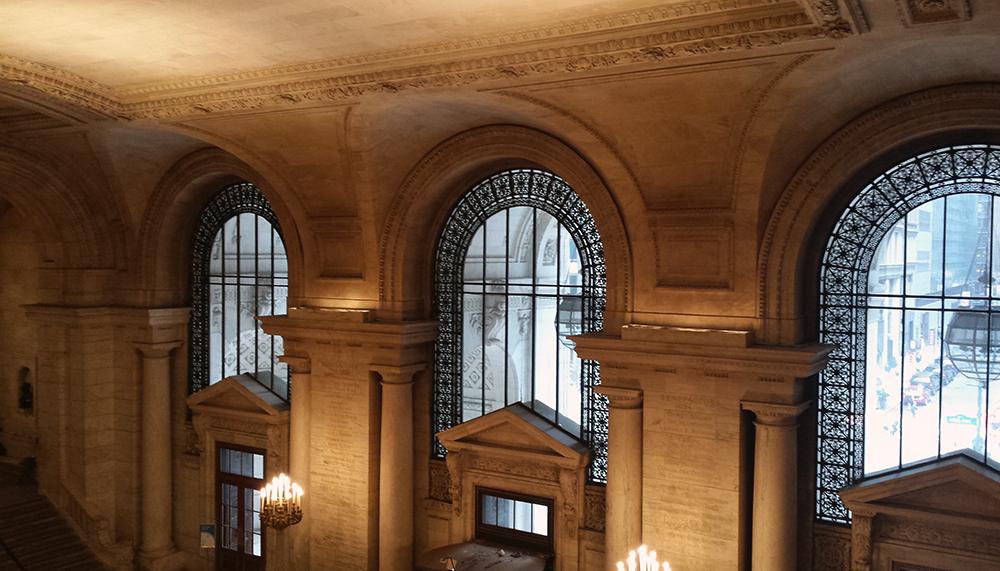 NYPL-foyer
