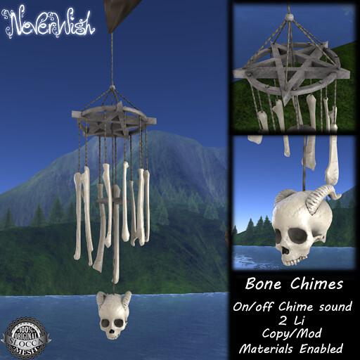 *NW* Bone Chimes